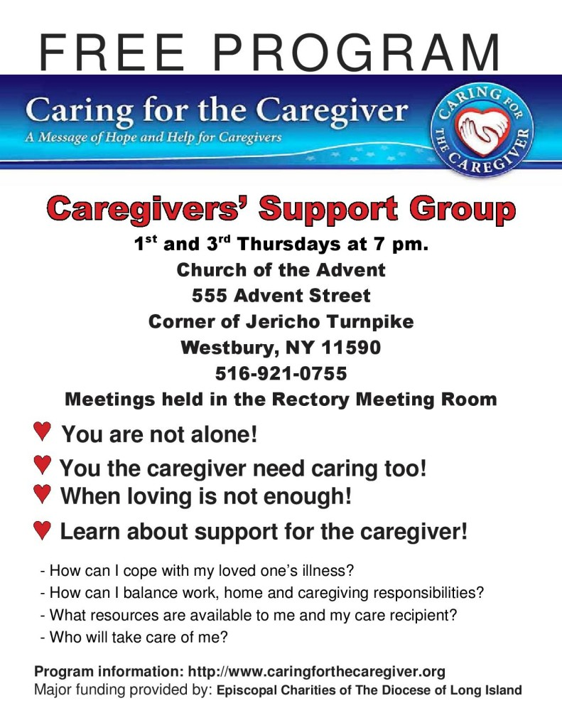 CCG Advent Westbury Support Group 9-15-14-page-001